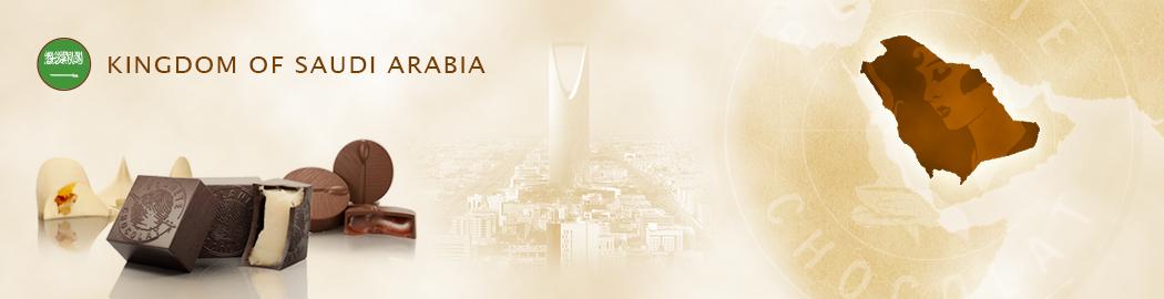 Commande de chocolat belge en Arabie Saoudite